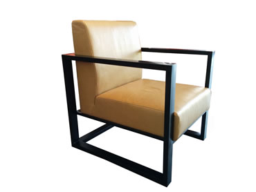 Cube Club Chair
