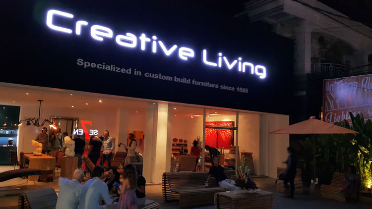 Welcome to Creative Living Bali